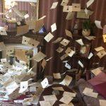 Privet Drive's room full of Hogwart's Letters