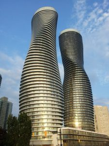 The Absolute Towers in Mississauga, ON