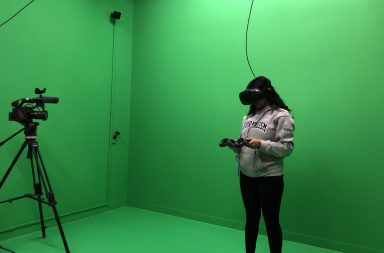 VR arrives at the University of Guelph-Humber