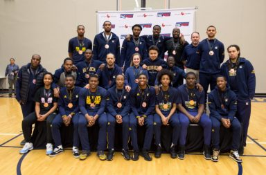 Humber Basketball Bronze