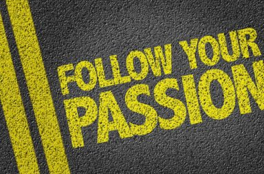 Pursue your passions