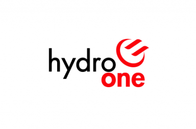 an image of the hydro one logo